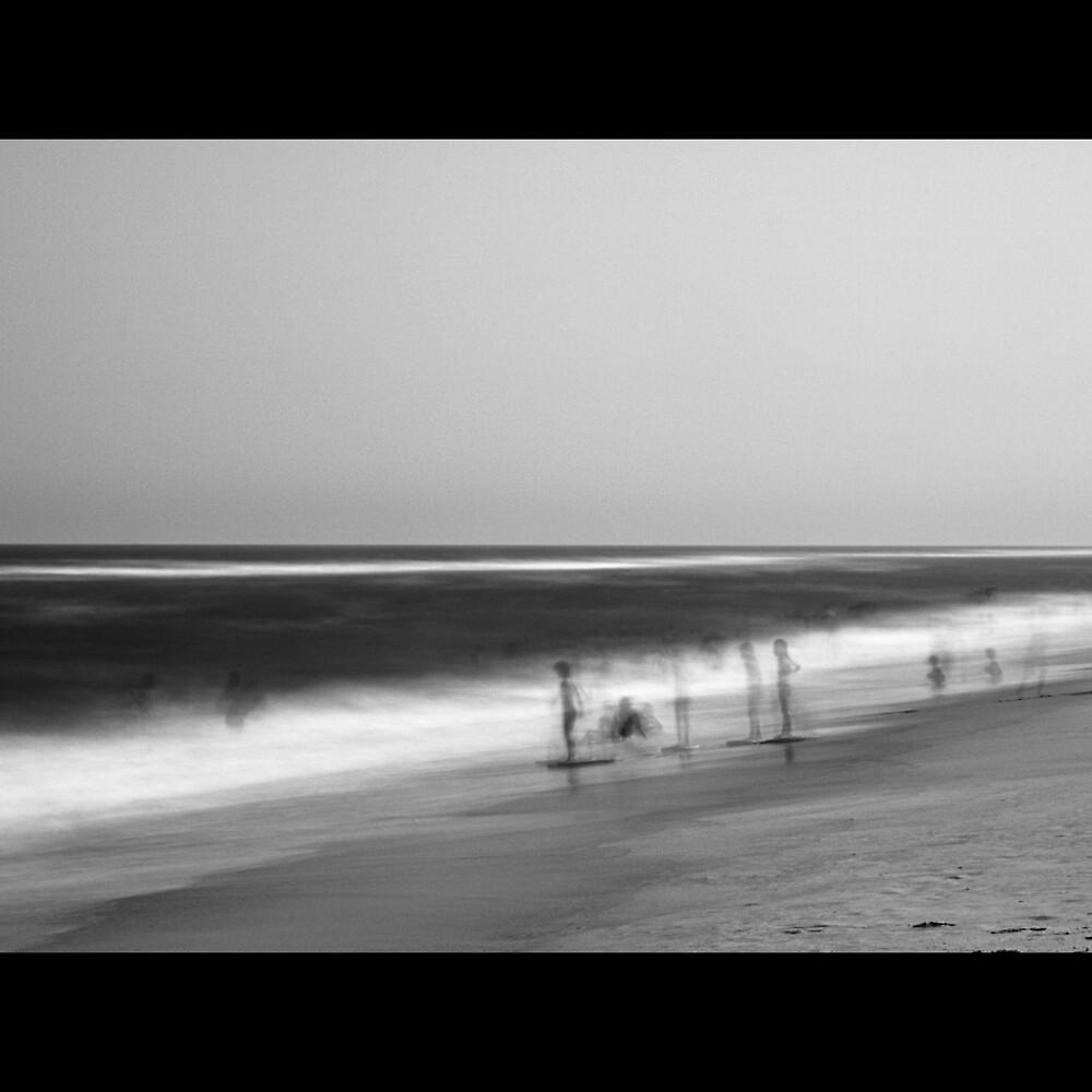 Beachghosts by Michael Mancini