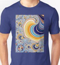Unusual Spiral Pattern Unisex T-Shirt