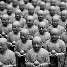 Monks by Ganz