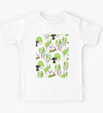 Storm and The Red Wellies  Kids Tee