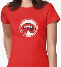 THIS IS NOT ROLLING STONES RELATED ;) Womens Fitted T-Shirt