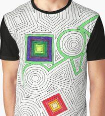 Elas Formen der Abng Graphic T-Shirt