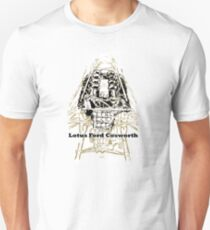Lotus Ford Cosworth F1 Engine T-Shirt