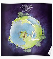 Yes - Fragile Poster