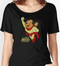 Mighty Mouse - TV Series Women's Relaxed Fit T-Shirt