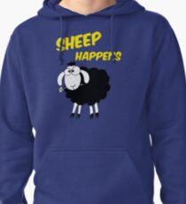 Sheep Happens Pullover Hoodie