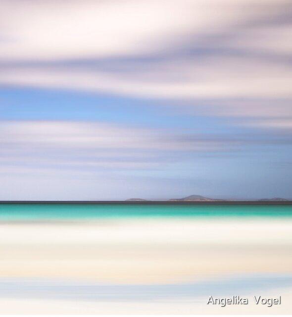 The Green Ocean... by Angelika  Vogel