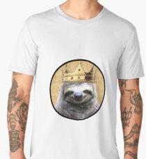 Sloth king Men's Premium T-Shirt