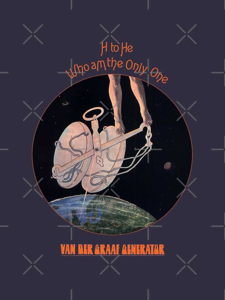 Van der Graaf Generator - H to He, Who Am the Only One by harj