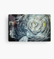 Leap in Time Canvas Print