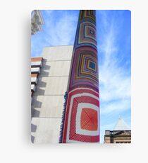Cosy Columns 3 Canvas Print