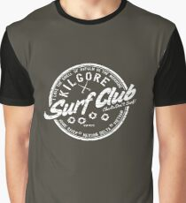 Kilgore Surf Club HD Distressed Variant Graphic T-Shirt