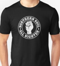 NORTHERN SOUL ALL NIGHTER Unisex T-Shirt