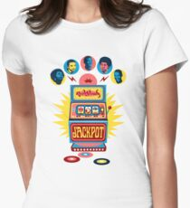 ONE HIT ROCKSTEADY Womens Fitted T-Shirt