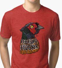 Pheasant Plucker Tri-blend T-Shirt