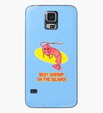 Kamekona's: Best Shrimp on the Island! Case/Skin for Samsung Galaxy