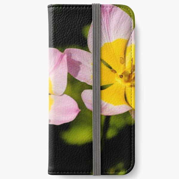 Flowerpower iPhone Wallet