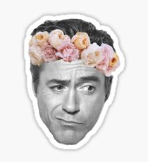 Robert Downey Jr.  Sticker