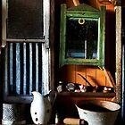 rustic bathroom by Mark Malinowski