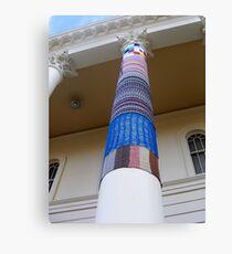 Cosy Columns 17 Canvas Print