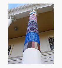 Cosy Columns 17 Photographic Print