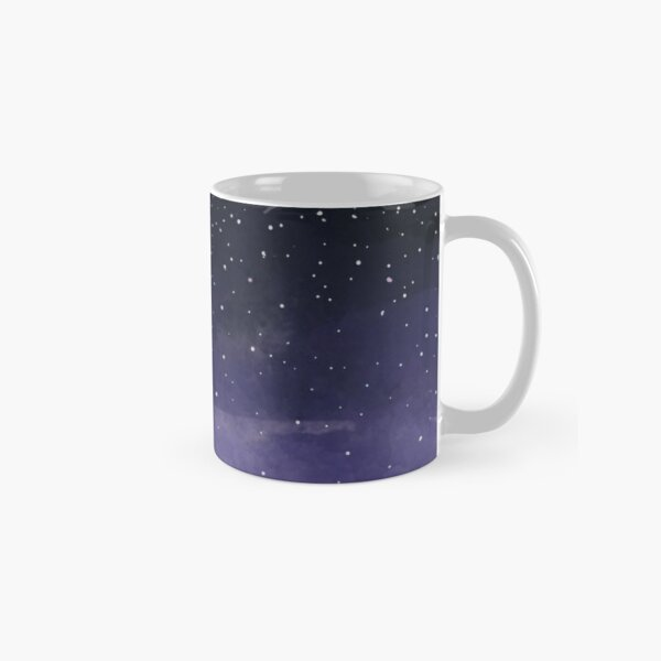 Looking for the stars Classic Mug