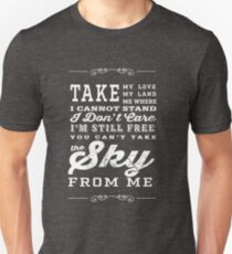 Firefly Theme Song Lyrics T-Shirt