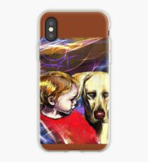 Chuchotement , featured in Art Universe  iPhone Case