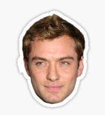 Jude Law Sticker
