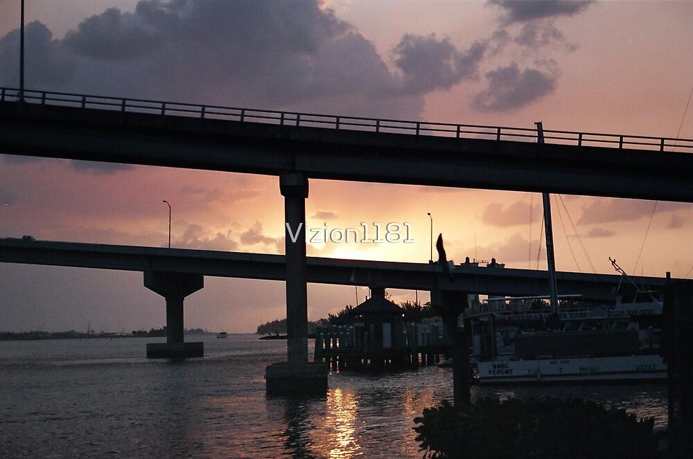 bridge to paradise by Vizion1181