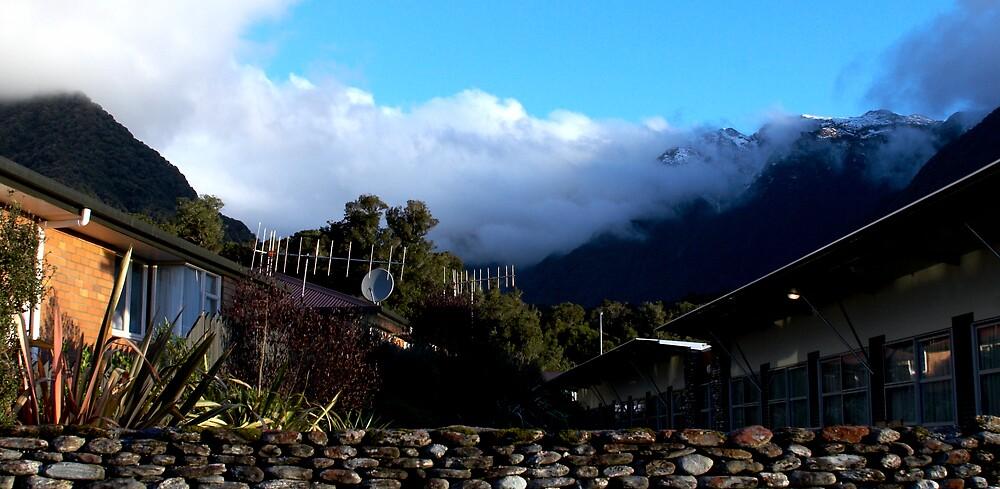 New Zealand montage by Dóra  Varga Lencsés
