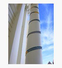 Cosy Columns 12 Photographic Print