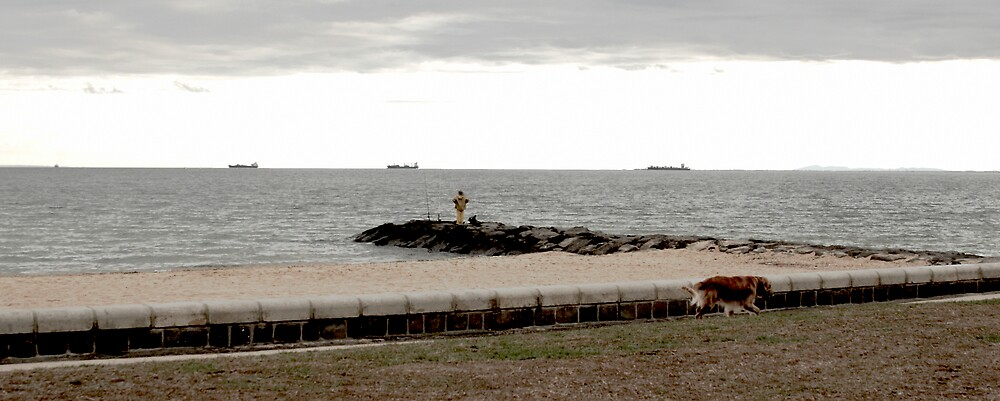 Beach  by Dóra  Varga Lencsés