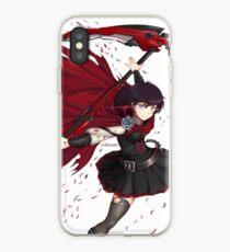 Ruby Rose WBG iPhone Case