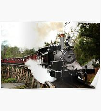 Puffing Billy - 0111 Poster