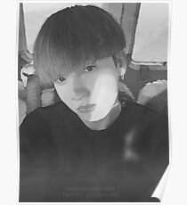 Just One Day - Version 1 - BTS Jungkook Poster