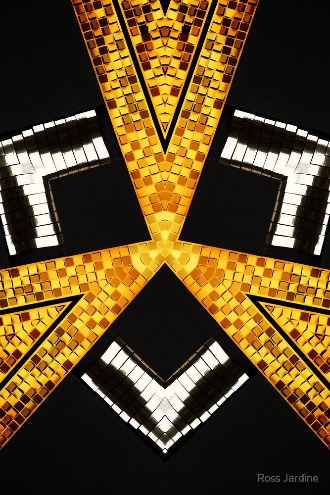 Gold Convergence by Ross Jardine