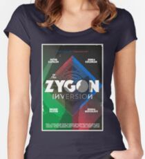 The Zygon Inversion Women's Fitted Scoop T-Shirt