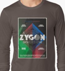 The Zygon Inversion Long Sleeve T-Shirt