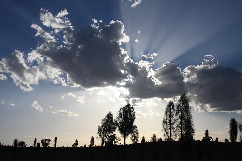 Sky high by Chrisso