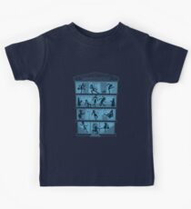 Ministry of Silly Walks Kids Tee