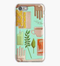 Tarot - Passé, présent et futur iPhone Case/Skin