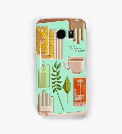 Tarot - Passé, présent et futur Samsung Galaxy Case/Skin