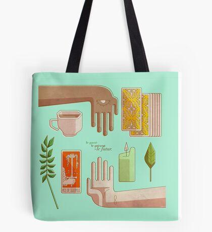 Tarot - Passé, présent et futur Tote Bag
