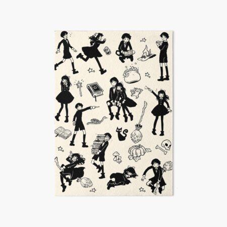 Magic Art Board Print