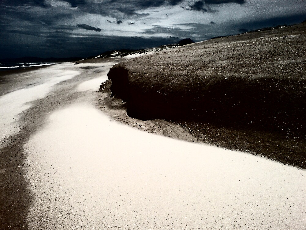 Troubled Skies by Richard  Durocher