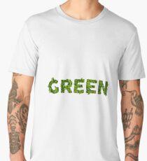 Green Men's Premium T-Shirt