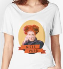 Witch Please Winifred Sanderson Women's Relaxed Fit T-Shirt