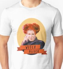 Witch Please Winifred Sanderson Unisex T-Shirt