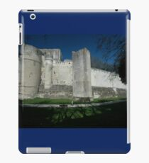 Medieval City, Loches, France, Europe 2012 iPad Case/Skin